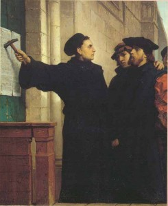 Luther-Wittenberg-1517