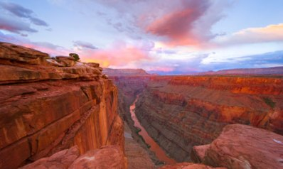 Grand Canyon origin