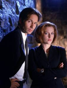 THE X FILES SEASON PREMIERE